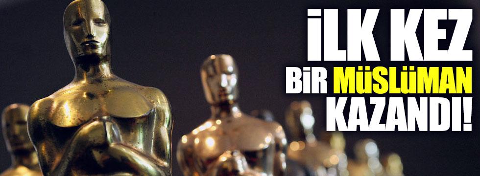 Oscar ilk kez  bir Müslümana gitti