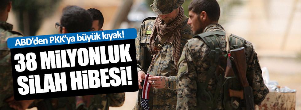 ABD'den PKK'ya büyük kıyak!
