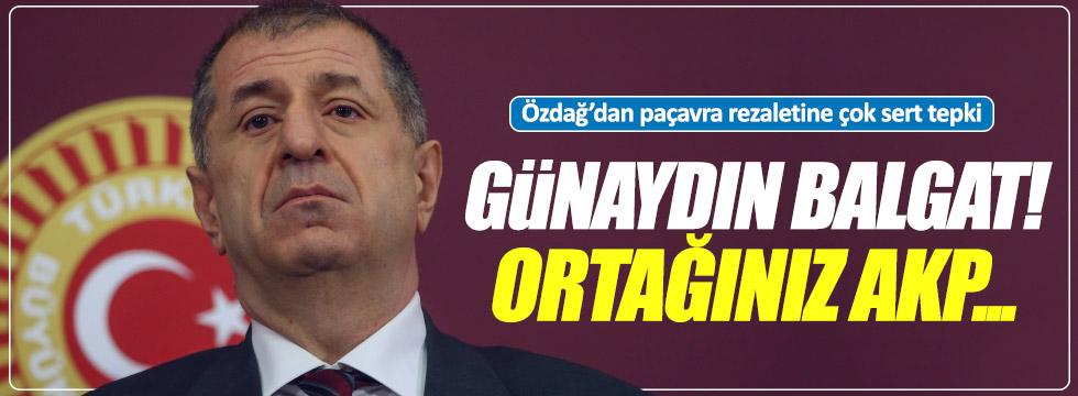 "Özdağ:""Günaydın Balgat"""