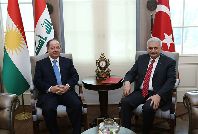 Ankara, Barzani'den medet umuyor