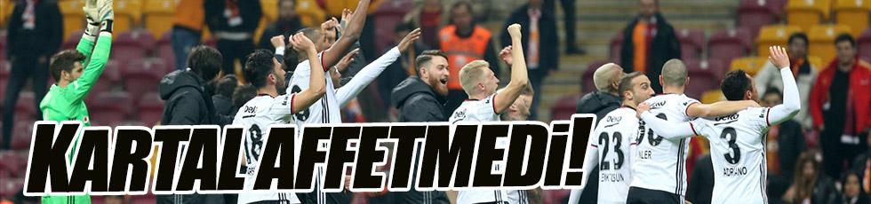 Galatasaray 0-1 Beşiktaş / Maç özeti