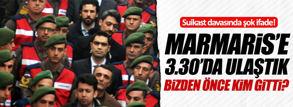 Erdoğan'a suikast davasında çarpıcı ifade
