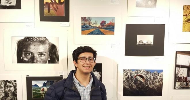 Genç Türk fotoğrafçı BM'de sergiye hazırlanıyor