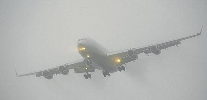 Uçuşlar iptal!