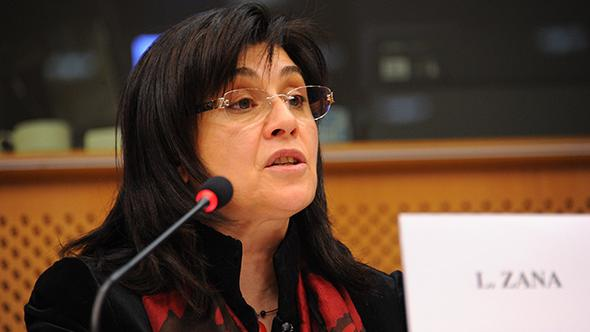 Leyla Zana'ya 21 yıl hapis istemi