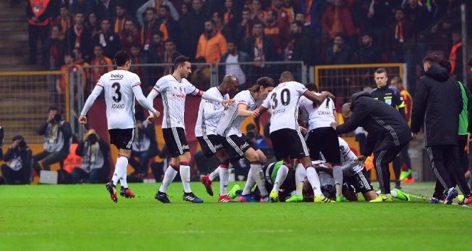 2017'nin en iyisi Beşiktaş