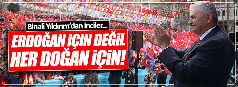 """""""Bu Anayasa Erdoğan için değil, her doğan içindir"""""""