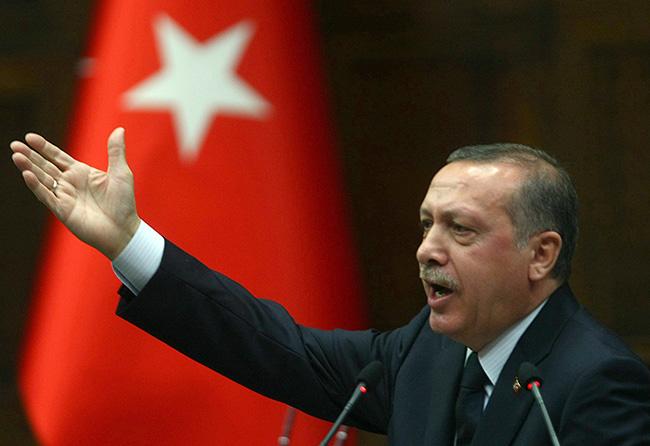 Erdoğan'dan, Hollanda'ya sert çıkış