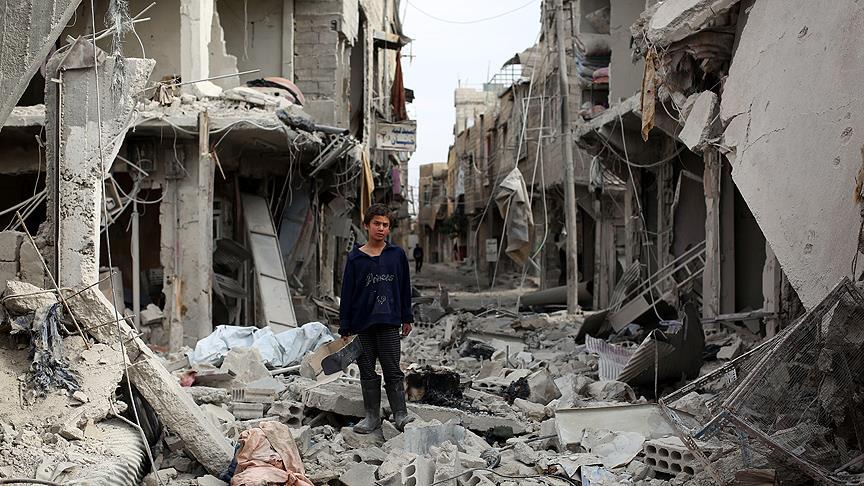 Bir ayda 876 sivil hayatını kaybetti