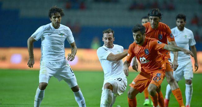 Medipol Başakşehir 1-1 Akhisar Belediye