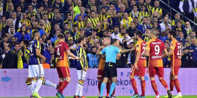 Galatasaray - Fenerbahçe derbisinin tarihi belli oldu