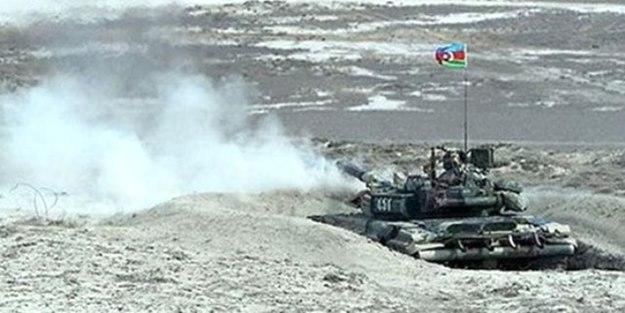 Azerbaycan'da 1 asker şehit