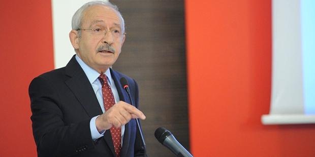 Kılıçdaroğlu'ndan, Erdoğan'ın sözlerine sert tepki