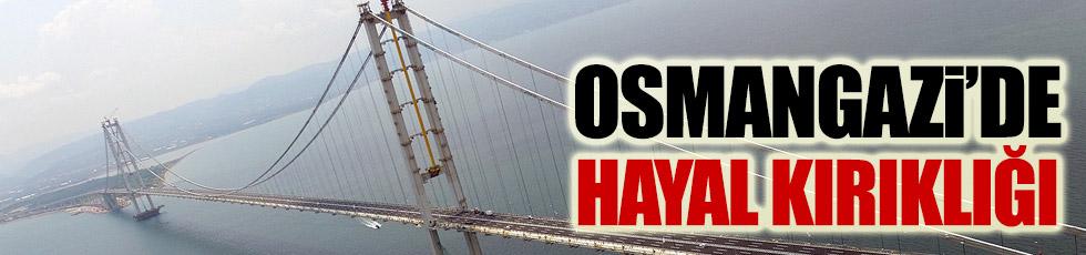 Osmangazi'de indirime rağmen 'taahhüt' tutmadı