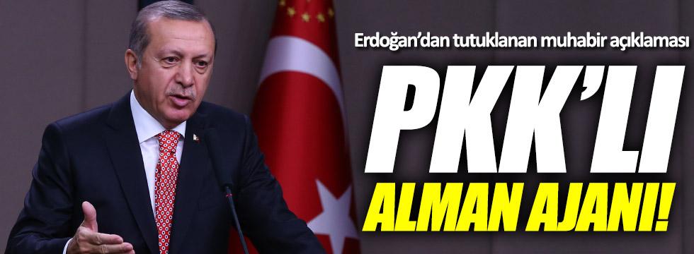 Erdoğan'dan Deniz Yücel açıklaması