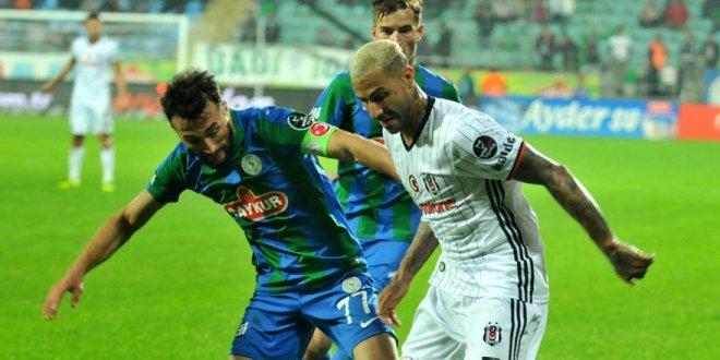 Beşiktaş - Çaykur Rizespor maçı saat kaçta? Hangi kanalda?