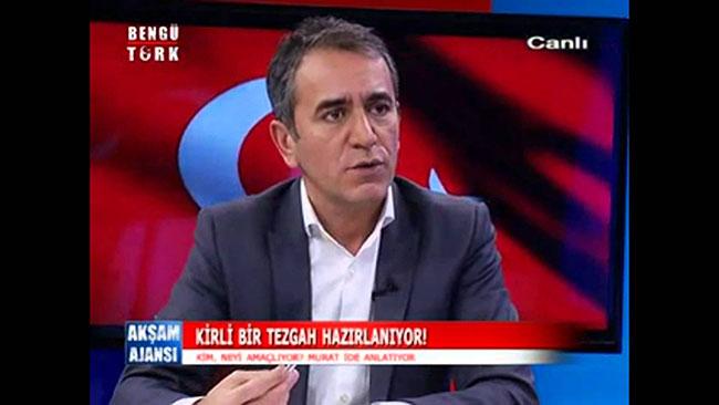 'Hayır' diyen Murat İde, Bengütürk'ten kovuldu!