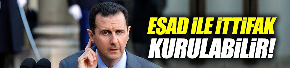 PYD: Esad ile ittifak uygulanabilir!