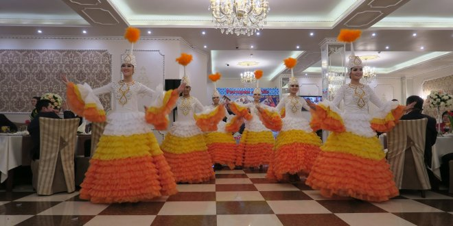 Kazakistan'da Şükran Günü