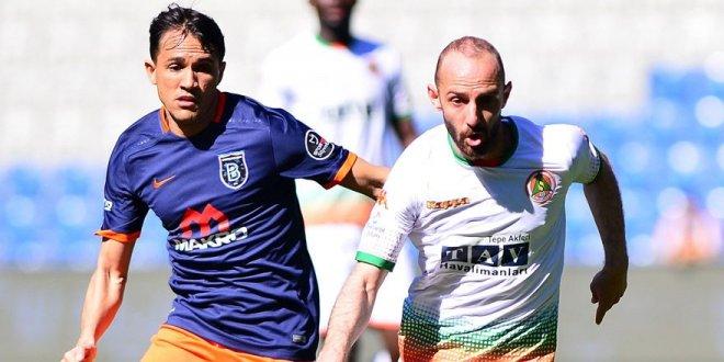 Başakşehir 2-1 Aytemiz Alanyaspor / Maç özeti