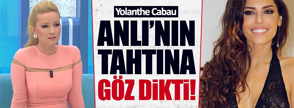 Yolanthe Cabau, Müge Anlı'nın tahtına göz dikti!