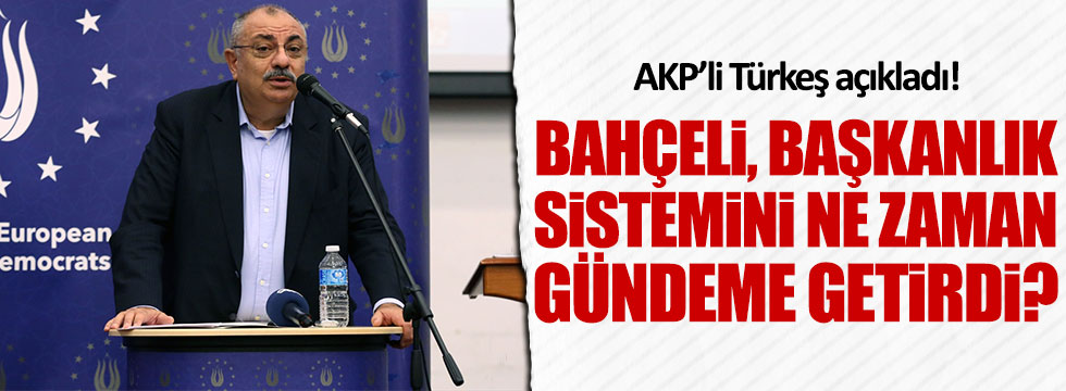 Türkeş: Bahçeli 'hadi' deyince 'canımıza minnet' dedik