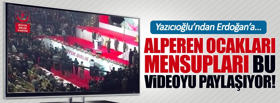 Yazıcıoğlu'nun Erdoğan'la ilgili sözleri paylaşım rekorları kırıyor