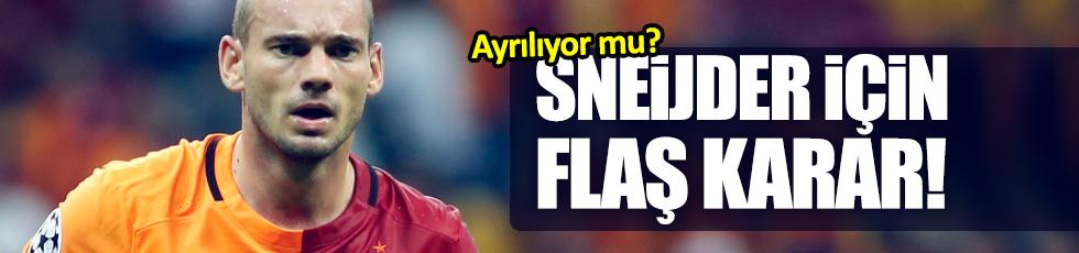 Sneijder UEFA kadrosuna alınmadı