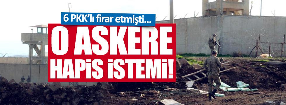 6 PKK'lının firarında ilginç gelişme