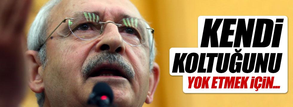 """Kılıçdaroğlu: """"Binali Bey' çok yadırgadım"""""""
