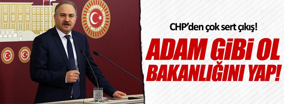 CHP'den Çavuşoğlu'na çok sert tepki!
