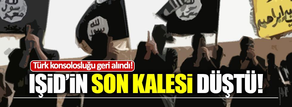 IŞİD'in son kalesi düştü!