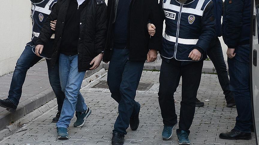 570 kişi gözaltına alındı!