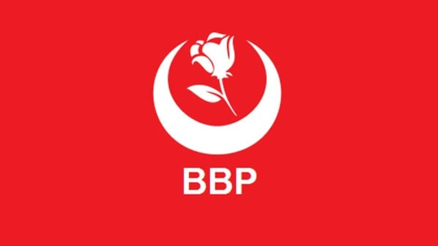 BBP Yalova İl Başkanı istifa etti