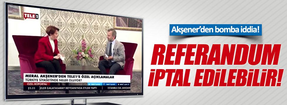 Akşener'den Mollaveisoğlu'na çarpıcı açıklamalar