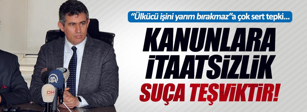 Feyzioğlu'dan, Devlet Bahçeli'ye tepki