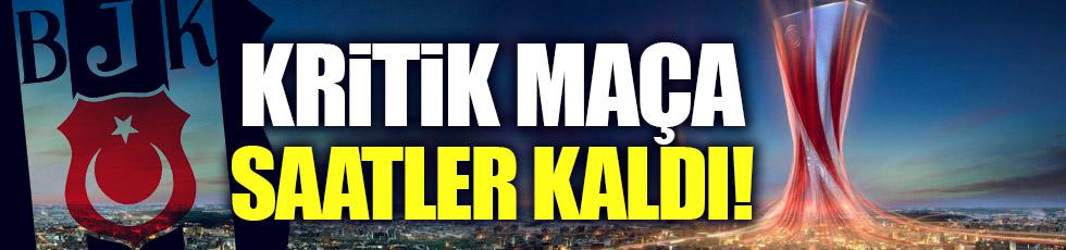Olympiakos-Beşiktaş maçı saat kaçta hangi kanalda?