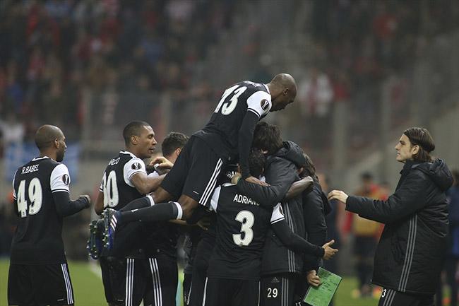 Olympiakos 1-1 Beşiktaş / Maç özeti