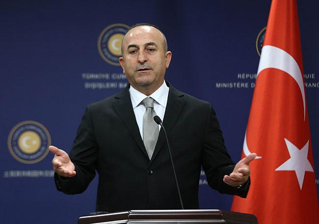 Çavuşoğlu, ABD'li mevkidaşıyla görüştü!