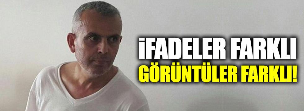 Mehmet Dişli görüntüler ortaya çıkınca ifadesini değiştirdi!