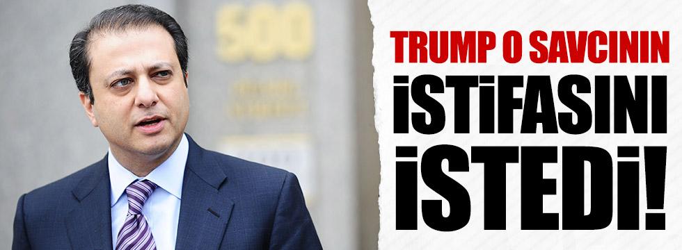Trump, Reza Zarrab davasının savcısının istifasını istedi!
