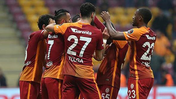 Galatasaray 3-2 Gençlerbirliği (Maç Özeti)