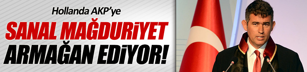 Feyzioğlu: Hollanda, AKP'ye sanal mağduriyet armağan ediyor