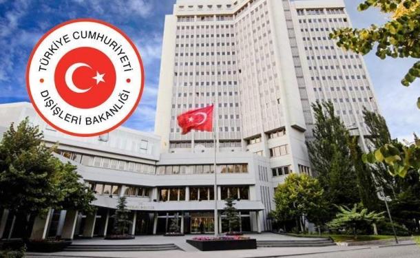 Türkiye'den Şam'daki bombalı saldırıya kınama