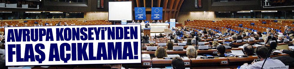Avrupa Konseyi'nden Türkiye-Hollanda açıklaması