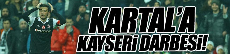 Beşiktaş 2-2 Kayserispor / Maç özeti