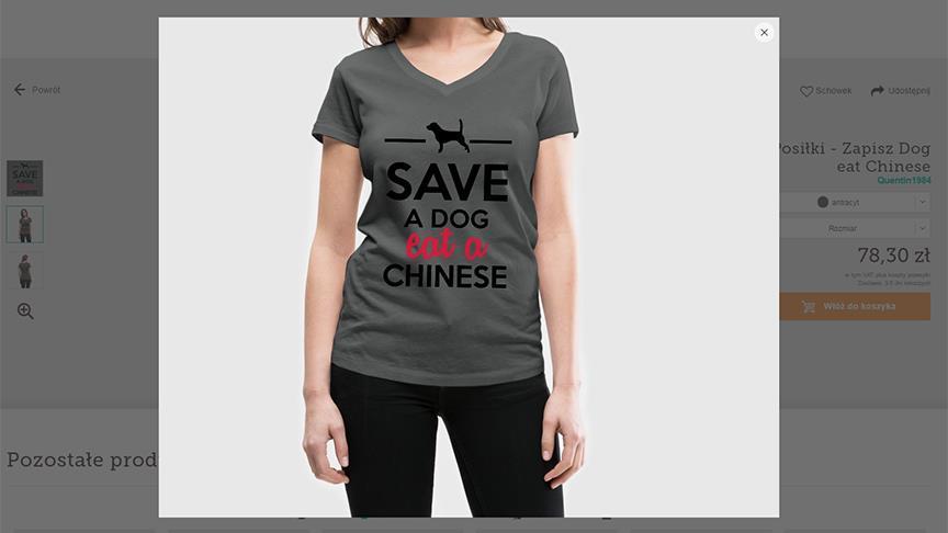 Çin ile Almanya arasında 'tişört' krizi