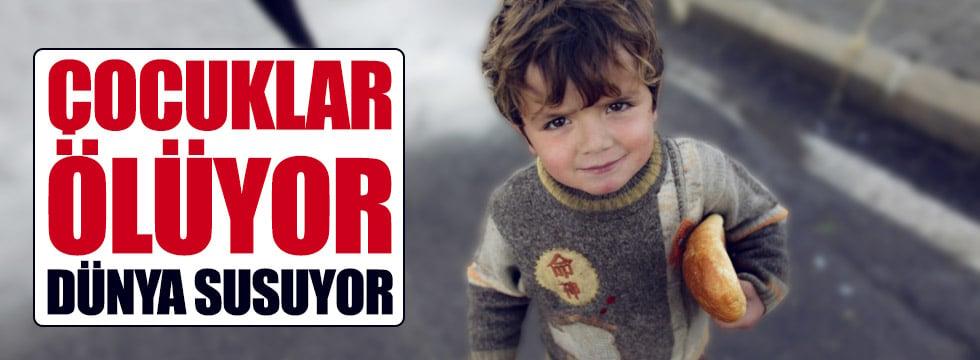 Suriye'de en fazla çocuk ölümü 2016'da