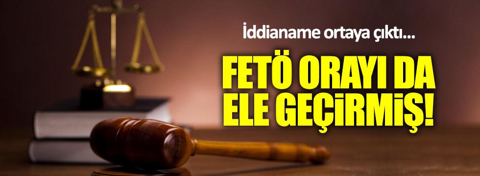 FETÖ'nün Adli Tıp yapılanmasına iddianame