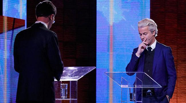 Hollandalı liderler canlı yayında Türkiye'yi tartıştı